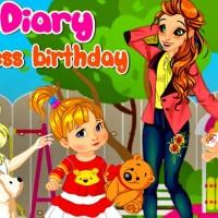 Emily's Diary: Little Princess' Birthday
