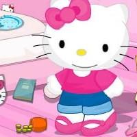 Hello Kitty Messy Room